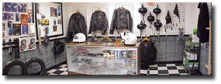 Motorclothes, Leathers, and Accessories